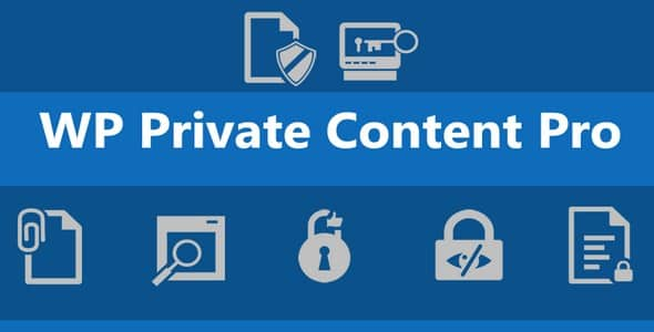 Plugin Wp Private Content Pro - WordPress