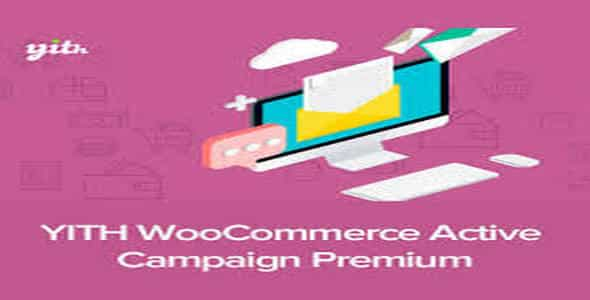 Plugin Yith Active Campaign for WooCommerce - WordPress