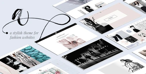 Tema Audrey - Template WordPress