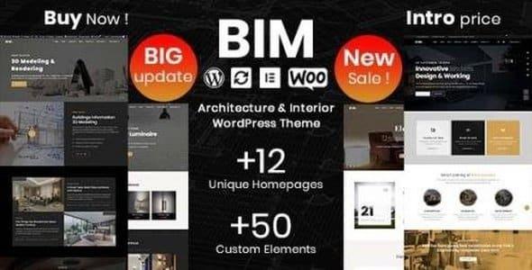 Tema Bim - Template WordPress