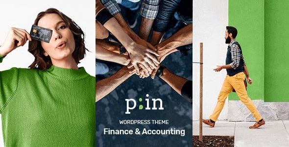 Tema PriveInvest - Template WordPress