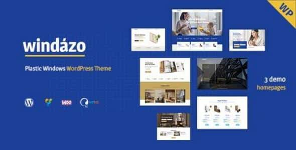 Tema Windazo - Template WordPress