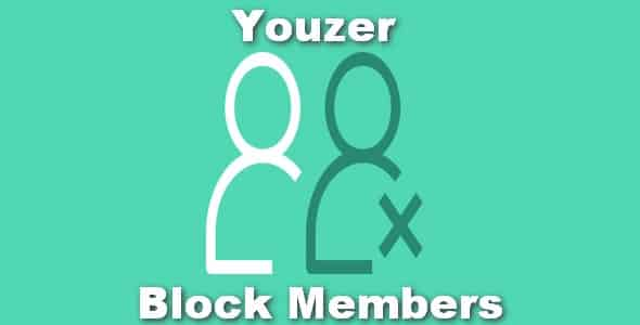 Plugin Youzer Block Members - WordPress