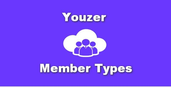 Plugin Youzer Member Types - WordPress
