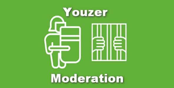 Plugin Youzer Moderation - WordPress