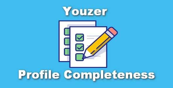 Plugin Youzer Profile Completeness - WordPress