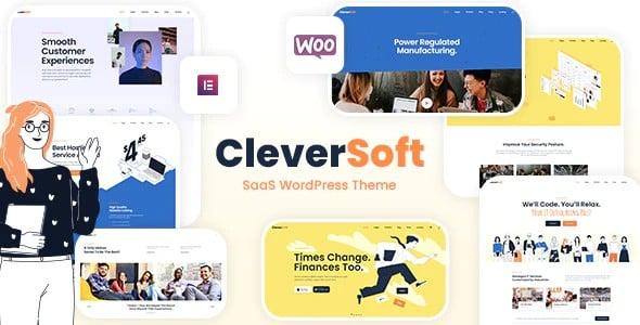 Tema Cleversoft - Template WordPress