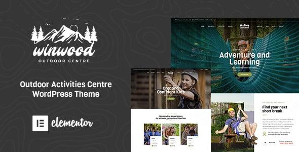 Tema Winwood - Template WordPress