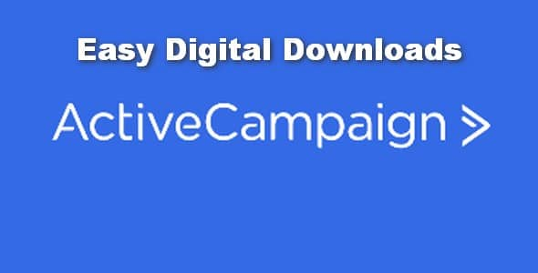 Plugin Easy Digital Downloads ActiveCampaign - WordPress