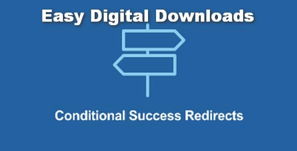 Plugin Easy Digital Downloads Conditional Success Redirects - WordPress