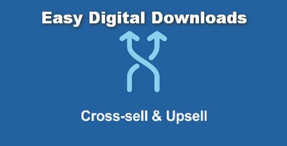 Plugin Easy Digital Downloads Cross-sell and Upsell - WordPress