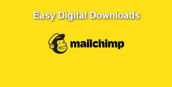 Plugin Easy Digital Downloads Mailchimp - WordPress