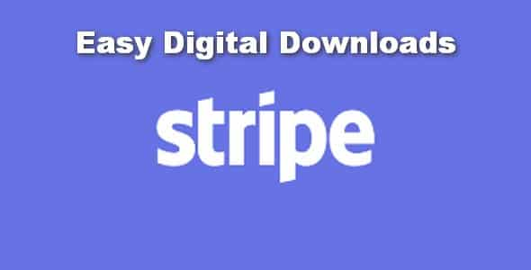 Plugin Easy Digital Downloads Stripe Payment Gateway - WordPress