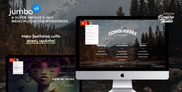 Plugin Jumbo - WordPress