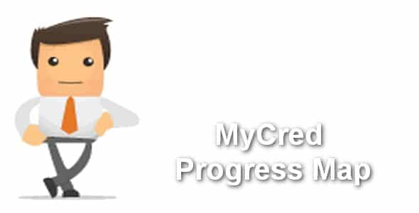 Plugin MyCred Progress Map - WordPress