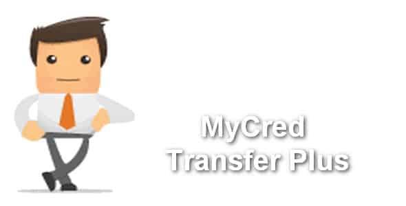 Plugin MyCred Transfer Plus - WordPress