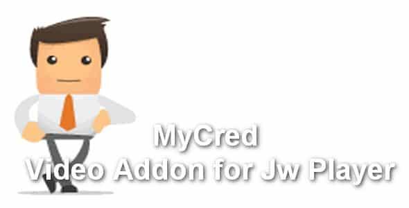 Plugin MyCred Video Addon for Jw Player - WordPress