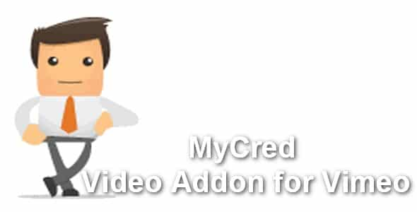 Plugin MyCred Video Addon for Vimeo - WordPress