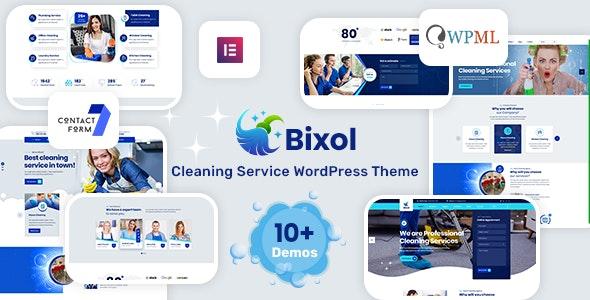 Tema Bixol - Template WordPress