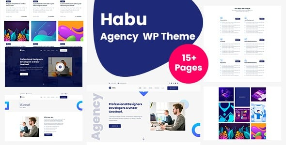 Tema Habu - Template WordPress