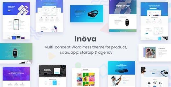 Tema Inova - Template WordPress