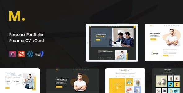 Tema Mak - Template WordPress