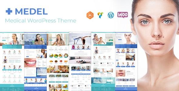 Tema Medel - Template WordPress