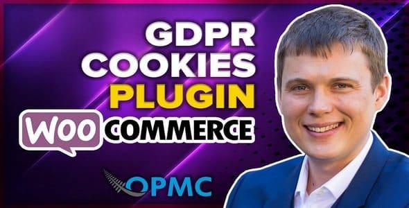 Plugin Gdpr Cookies for WooCommerce - WordPress