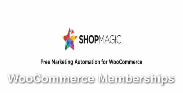 Plugin ShopMagic WooCommerce Memberships - WordPress