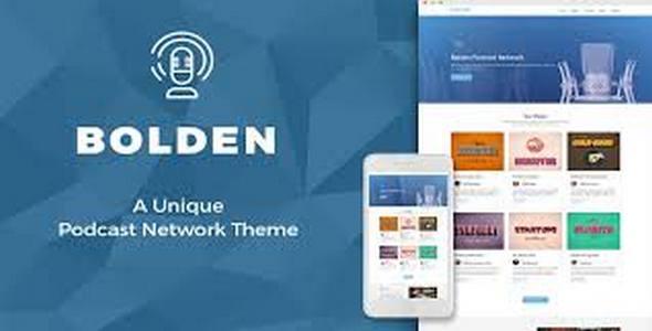 Tema Bolden - Template WordPress