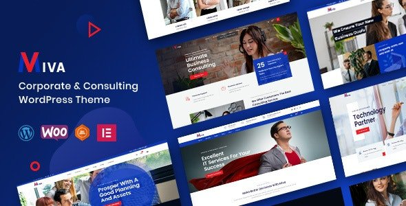 Tema Miva - Template WordPress