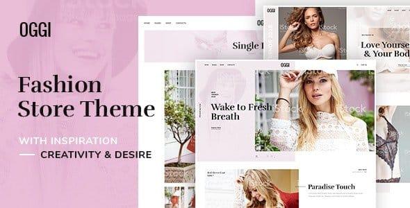 Tema Oggi - Template WordPress