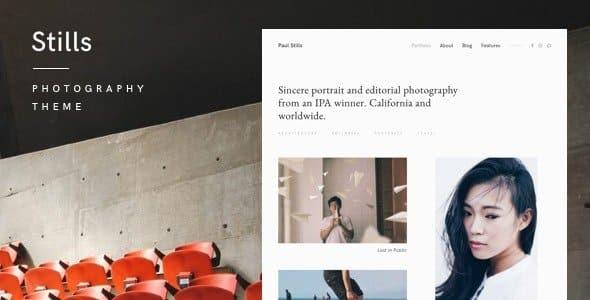 Tema Stills - Template WordPress