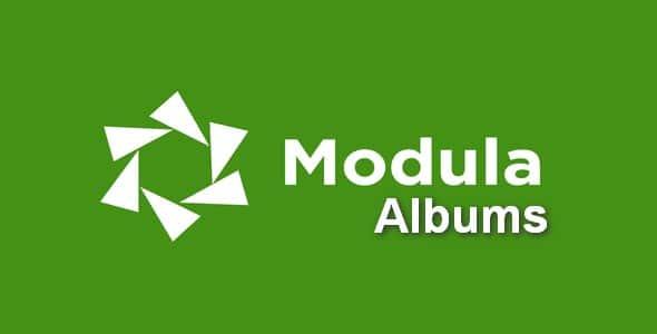 Plugin Modula Pro Albums - WordPress