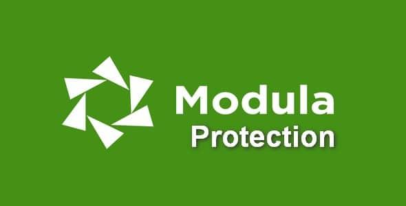 Plugin Modula Pro Protection - WordPress