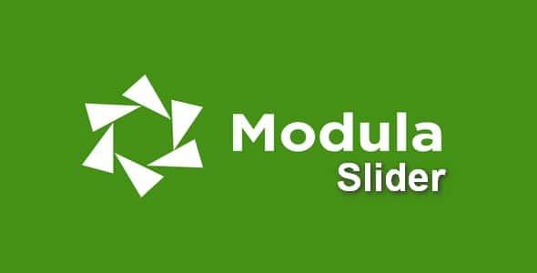Plugin Modula Pro Slider - WordPress
