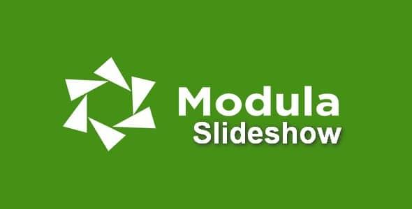 Plugin Modula Pro Slideshow - WordPress