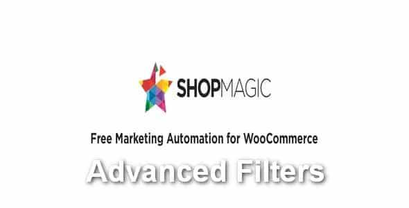 Plugin ShopMagic Advanced Filters - WordPress