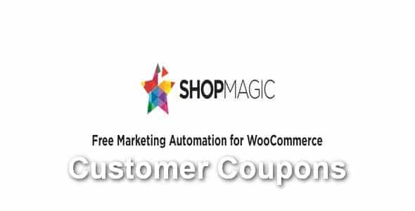 Plugin ShopMagic Customer Coupons - WordPress