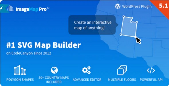 Plugin Image Map Pro for WordPress