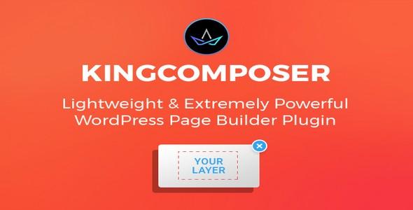 Plugin King Composer Pro - WordPress