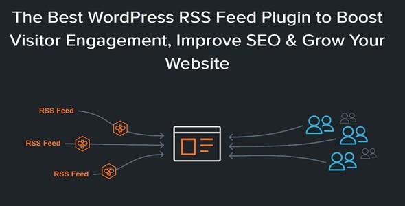 Plugin Wp Rss Aggregator - WordPress