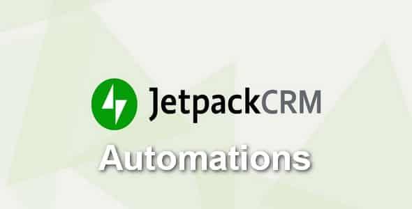 Plugin Jetpack Crm Zero Bs Automations