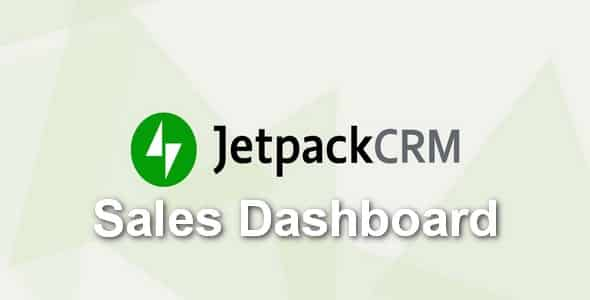 Plugin Jetpack Crm Zero Bs Sales Dashboard