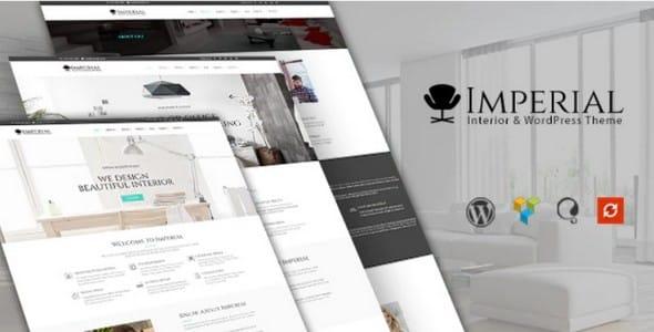 Tema Imperial - Template WordPress
