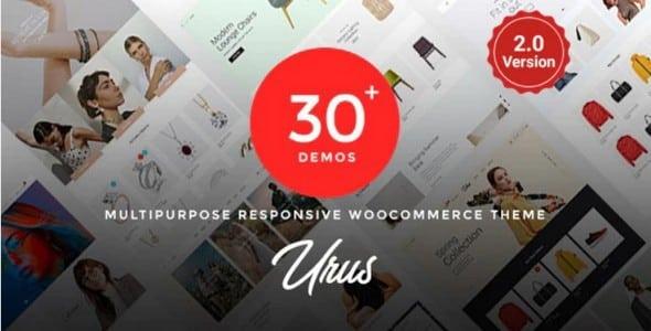 Tema Urus - Template WordPress