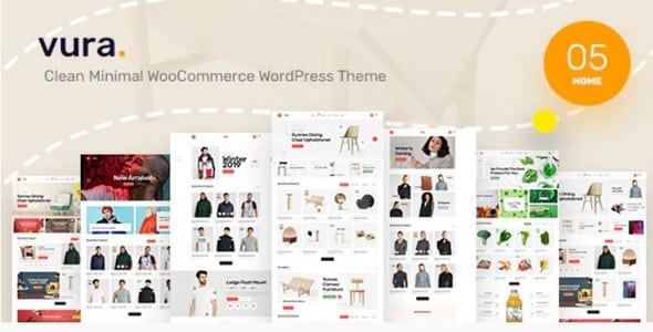 Tema Vura - Template WordPress