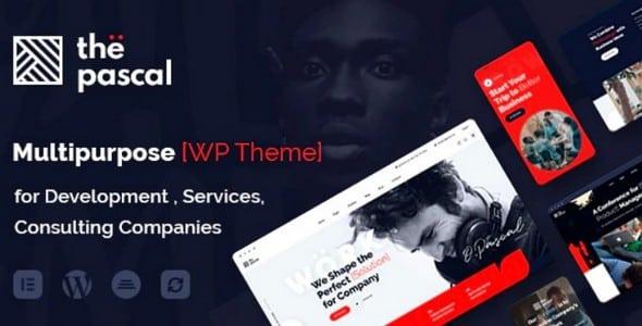 Tema ThePascal - Template WordPress